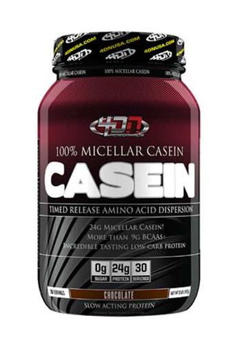 4DN - 4 Dimension Nutrition 100% Casein Protein Powder - Chocolate, 2 Lbs