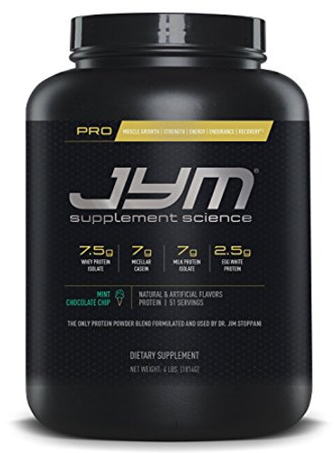 Pro Jym 4Lb Mint Chocolate Chip