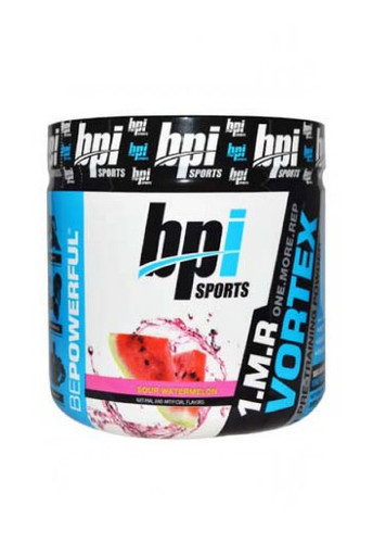 Bpi Sports 1 M R Vortex Pre Workout Powder - Sour Watermelon, 50 Servings