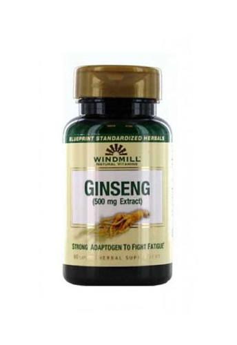 Windmill Ginseng 500 mg - 60 Capsules