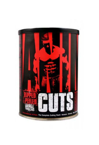 Universal Nutrition Animal Cuts 42 Packets