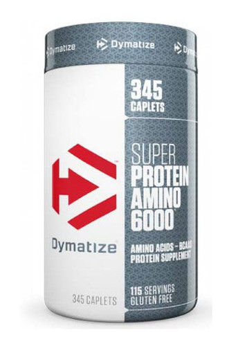 Dymatize Nutrition Super Amino 6000 - 345 Capsules