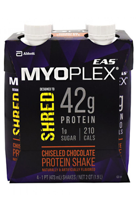 Myoplex Shred Rtd 473ml Muscle Mocha