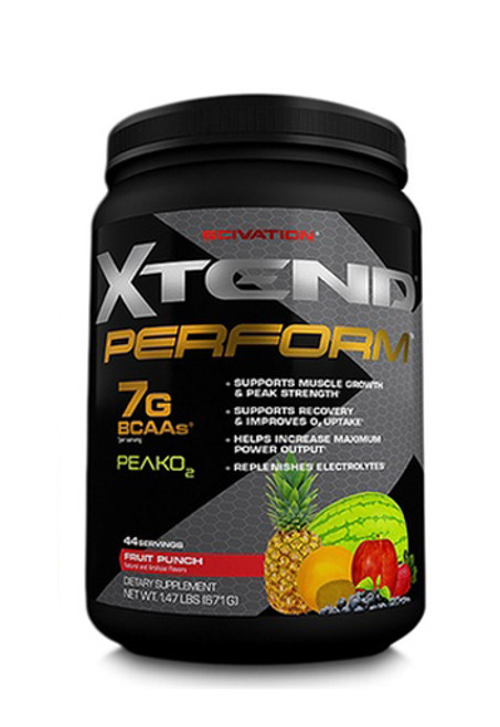 Xtend Perfom 44Svg 671Gm Fruit Punch