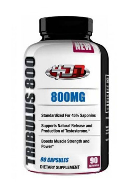 4DN - 4 Dimension Nutrition Tribulus 800 - 90 Capsules