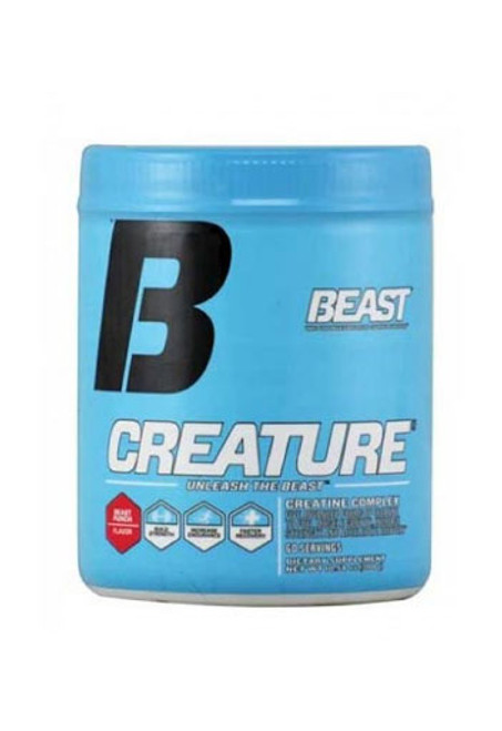 Beast Sports Nutrition	Creature - Beast Punch, 60 Servings