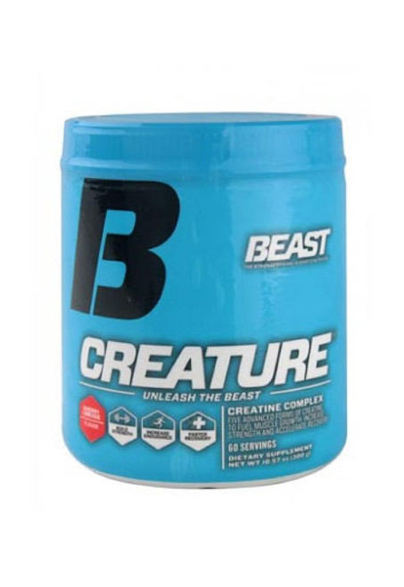 Beast Sports Nutrition	Creature - Cherry Limeade, 60 Servings