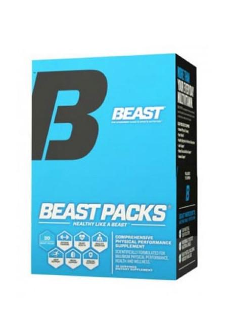 Beast Sports NutritionBeast Packs - 30 Servings