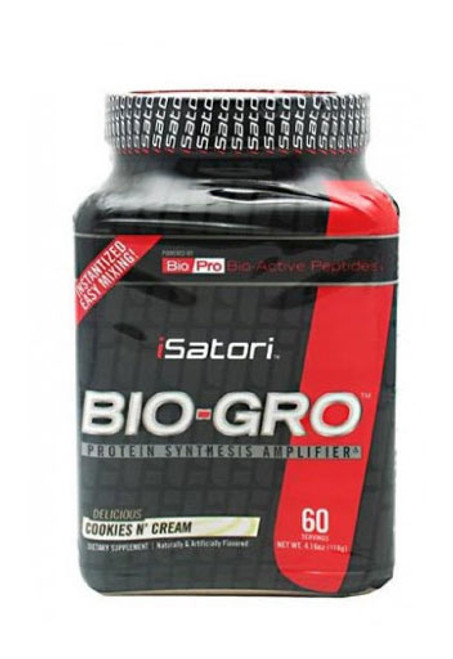 iSatori Bio Gro - Cookies and Cream, 60 Servings