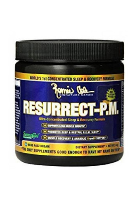 Ronnie Coleman Resurrect PM - Blue Raspberry 200gm