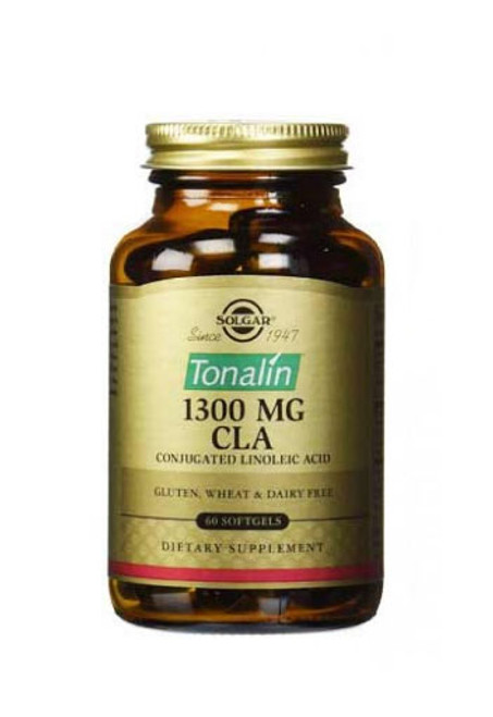 Solgar Tonalin Cla 1300Mg Non Flavoured 60 Soft Gels