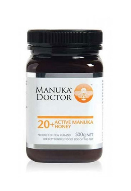 Manuka Doctor Active Manuka Honey 20+ - 500g