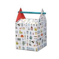 Sizzix Bigz L Movers & Shapers WWC Die - Box w/ Stick Handle Hole 659536