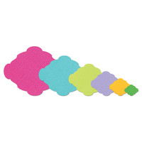 Sizzix Framelits Die Set - Ornamental Labels 658976