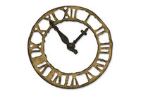 Sizzix Bigz Die Tim Holtz - Weathered Clock 657190