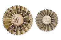 Sizzix Sizzlits Decorative Strip Tim Holtz - Mini Paper Rosettes 657177