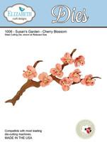 Susans Garden by Elizabeth Craft Design - Garden Patch Cherry Blossom 1006