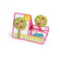 Sizzix Framelits Die Set 19PK - Tree Step-Ups Card 661833
