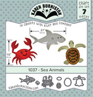 Karen Burniston - Sea Animals 1037