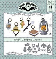 Karen Burniston - Camping Charms 1049