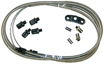 SNAFU ASTROGLIDE DUAL BOTTOM GYRO CABLE KIT