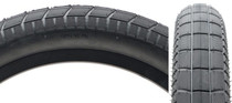 Cult Dehart BMX Tire in Black at Albe's BMX Bike Shop