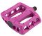 Odyssey Twisted PC Pedals In Purple at Albe's BMX Bike Shop