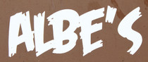 ALBE'S ANGRY DIE CUT STICKER