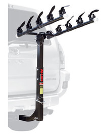 Allen Deluxe 5 Bike Hitch Mount Rack