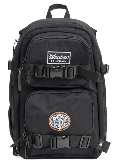 Shadow X Greenfilms Backpack at Albe's BMX