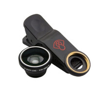 Death Lens Universal Fisheye clip on Lens available at Albe's BMX