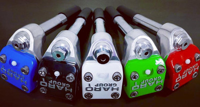 Haro Group 1 BMX 1 inch shafted stem at Albe's BMX