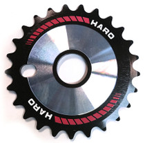 Haro Team CD Sprocket in Red at Albe's BMX