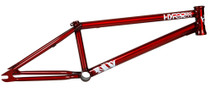 Hyper Bikes Indy Frame in Red at Albe's BMX Shop Online