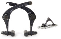 Demolition Parts Vulcan V2 BMX Brake in black at Albe's BMX Bike Shop