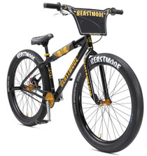 SE Bikes Marshawn Lynch Beastmode BMX Bike in black at Albe's BMX Bike Shop