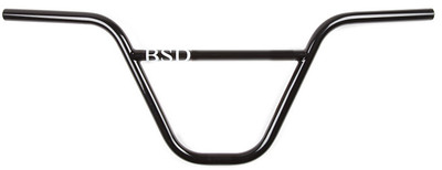 BSD Raider Oversized bars in black color at Albe's BMX Bike Shop