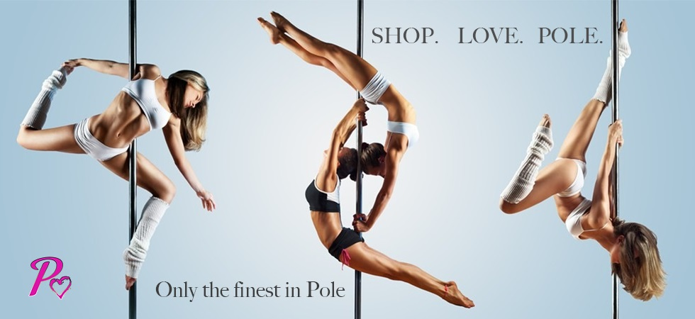 SHOP. LOVE. POLE.
