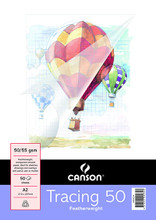 Canson 50GSM Tracing Pad - A2