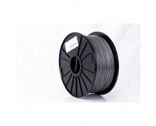 3D Printer PLA Filament 3.0mm -  Silver