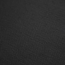 500GSM Black Primed Linen