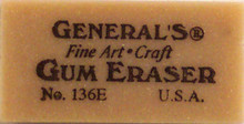 General's Gum Eraser - Large