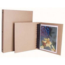 Florence Craft Album with 10 Sleeves - A4