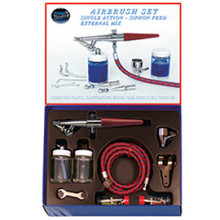 Paasche Airbrush HS Set Single Action