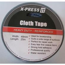 X-Press It Cloth Tape (Gaffa) 48mm x 25m - Black