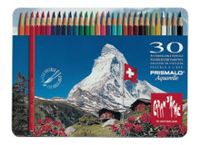 Prismalo Aquarelle Assort. 30 Box Metal   |  999.330