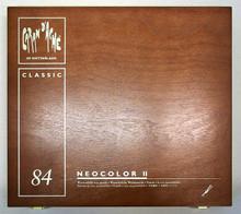 Classic Neocolor II Assort. 84 Box Wooden   |  7500.484