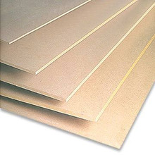 MDF Board 6mm - 30 x 40cm Quarter Sheet