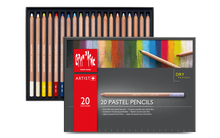 Pastel Pencils - Assortment of 20 Colours | 788.320