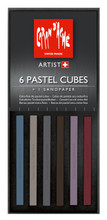 Pastel Cube Assorted Colour Set - Darkness | 7806.014